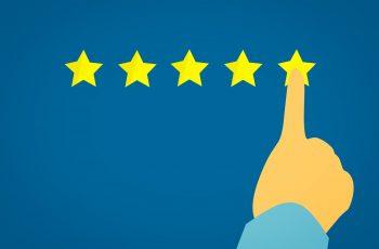 Zur Zulässigkeit der Bewertungsdarstellung von Unternehmen  auf einem Internet-Bewertungsportal